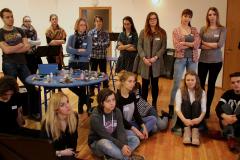 Serbisci zasluchani podczas warsztatów