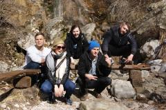 Wyjazd naukowy na badania karnawału w Słowenii.