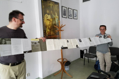 Wykład dr hab. J. Gavury o literaturze słowackiej