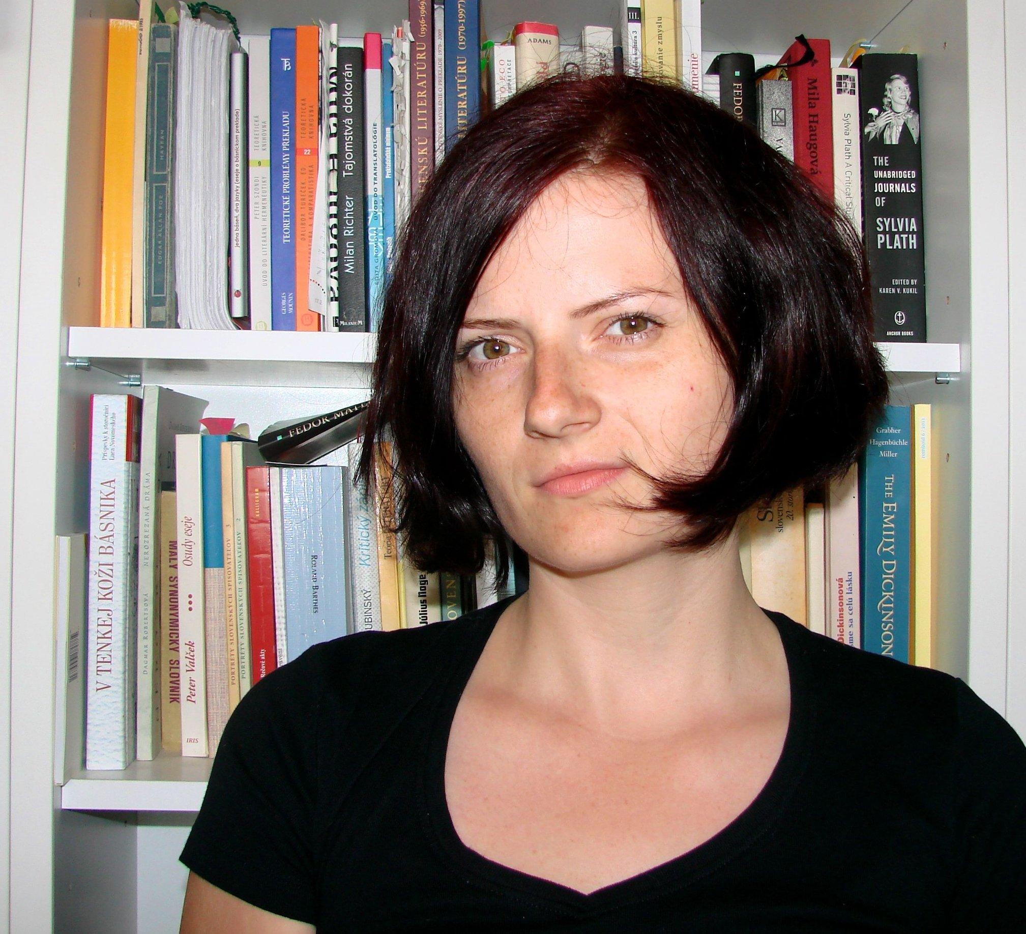 dr Ivana Hostová